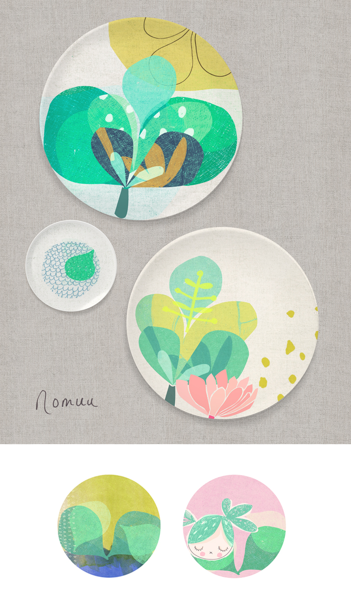 blog---dinnerware---succulents