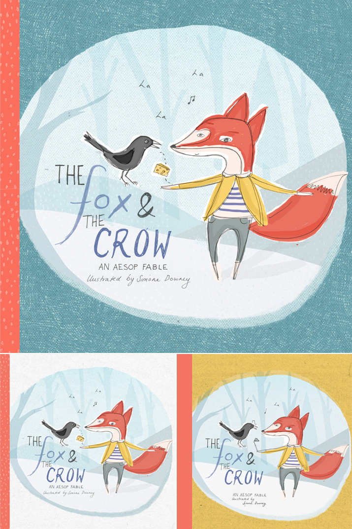 fox-and-the-crow---illustration